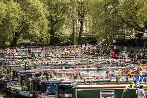 Canalway Cavalcade, Little Venice.